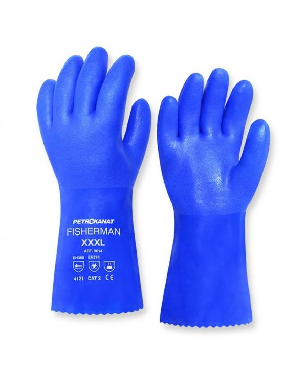 Краги перчатки Fisherman L