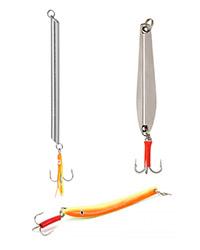 Пунды и пилькеры для морской рыбалки